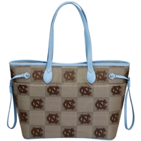 UNC  Safari Handbag