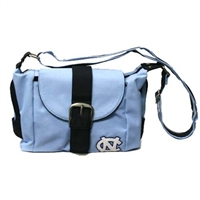 North Carolina Kirsten Crossbody Handbag Purse Tarheel