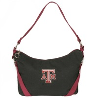 Texas A&M Bella Handbag Shoulder Purse Aggie