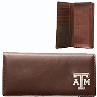 Long Wallet (Brown) | Texas A&M