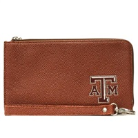 Football Wrist Bag | Texas A&M
