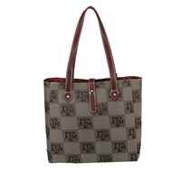 Texas A&M Signature Handbag Toasty