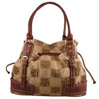 The Endall Handbag Shoulder Bag Tote Purse Texas A&M