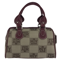 The Velvet Handbag Small Speedy Bag Purse A&M