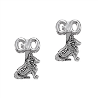 Texas A&M Aggies Evie Mascot Stud Earrings