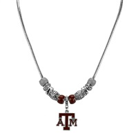Team Charm Necklace | Texas A&M