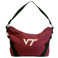 Virginia Tech Bella Handbag Shoulder Purse VT Hokie