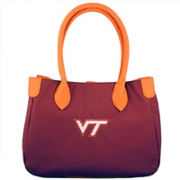 Ariel Handbag Virginia Tech Hokies Shoulder Bag