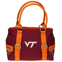 Lily Handbag Virginia Tech Hokie Shoulder Bag