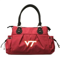 Cameron Handbag Virginia Tech Hokies Shoulder