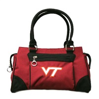 Virginia Tech Allie Small Handbag Shoulder Hokie Purse VA