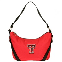 Texas Tech Bella Handbag Shoulder Purse Red Raider