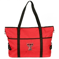 Texas Tech Jamie Tote Handbag Shoulder Purse Red Raider