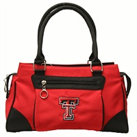 Allie Texas Tech Small Handbag Shoulder Purse Red Raider