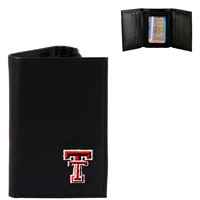 Men's Tri-Fold Wallet Texas Tech Red Raider Collegiate Wallet