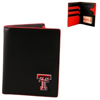 Texas Tech Hipster Wallet Bi-Fold Red Raider Billfold TX