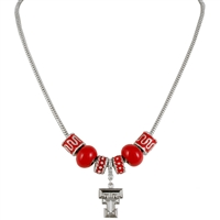 Charm Necklace | Texas Tech