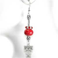 Homecoming Pride Earrings | Texas Tech
