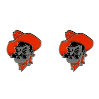 OSU Mascot Logo Earrings Jewelry