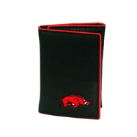 Arkansas Men's Tri-Fold Wallet