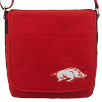 Arkansas Foley Crossbody Handbag Purse Razorbacks ARK