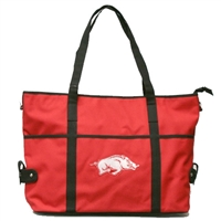 Arkansas Jamie Tote Handbag Shoulder Purse Razorback