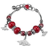 Triple Bead Bracelet | Arkansas