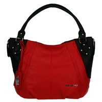 Arkansas Sultan Shoulder Handbag Razorback Purse