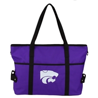 Kansas State Jamie Tote Handbag Shoulder Purse Wildcat
