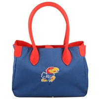 Ariel Handbag Shoulder Bag Kansas Jayhawks