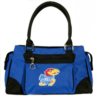 Allie Kansas Small Handbag Jayhawk Shoulder Purse