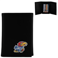 Men's Tri-Fold Wallet Kansas Jayhawks Collegiate Wallet