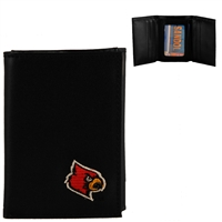 Men's Tri-Fold Louisville Cardinals Collegiate Wallet
