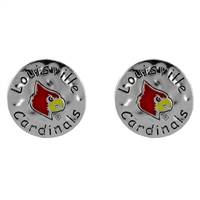 Louisville Circular Script Earrings | Eunice