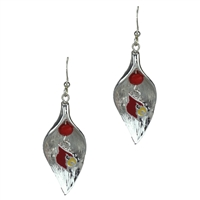 University of Louisville Outland Charm Earrings