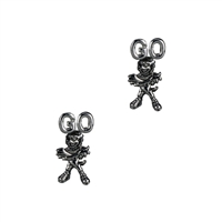 University of Louisville Evie Mascot Stud Earrings