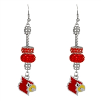 Beaded Dangle Earrings Louisville