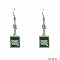 Square Dangle Earrings | Marshall Herd