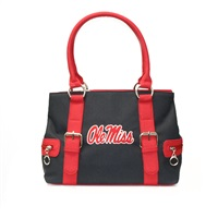 Lily Handbag Mississippi Rebels Shoulder Bag