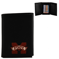 Men's Tri-Fold Wallet Mississippi State Bulldogs
