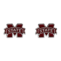 MSU Logo Earrings Jewelry