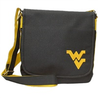 West Virginia Foley Crossbody Handbag Purse Mountaineers WVU