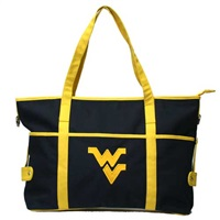 West Virginia WVU Jamie Tote Handbag Shoulder Purse Mountaineer