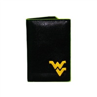 West Virginia Men's Tri-Fold Wallet