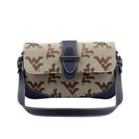 West Virginia Sky Shoulder Bag