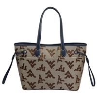 West Virginia Safari Handbag