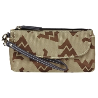 WEST VIRGINIA 8881 | Signature Wrist Bag Wilma