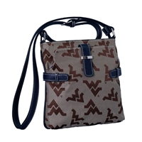 West Virginia Signature Crossbody Chrissy