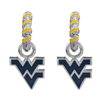 WEST VIRGINIA 4039 | CANDY CANE EARRINGS
