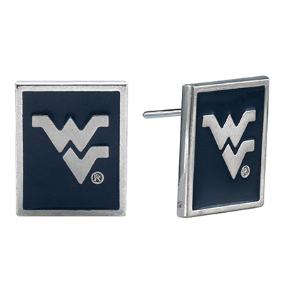 Square Earrings | West Virigina